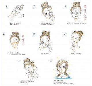 Jak poprawnie myć twarz