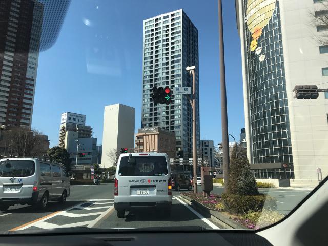 sygnalizacja świetlna w Japonii