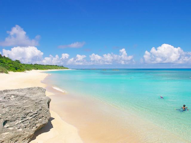 japonia plaże