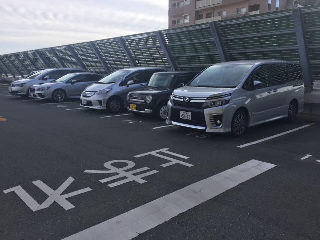 parkowanie w japonii