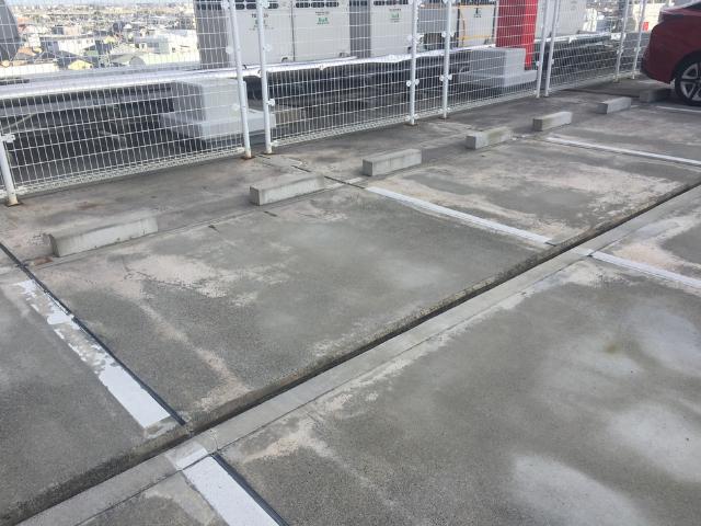 parkingi w japonii