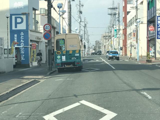 jazda samochodem w japonii