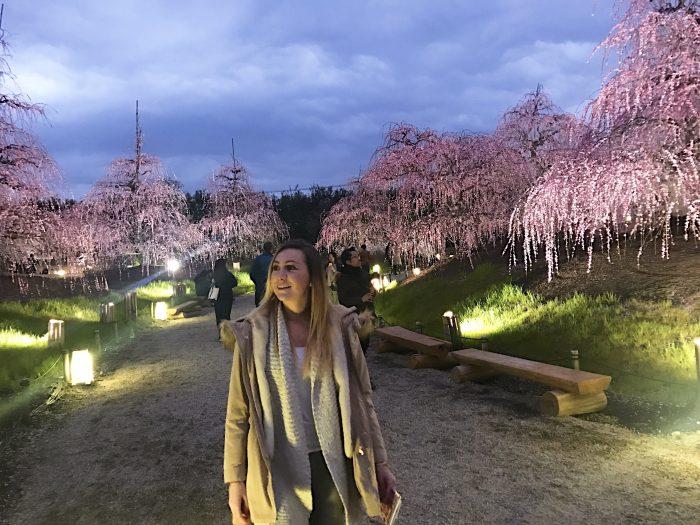 japonia zimą