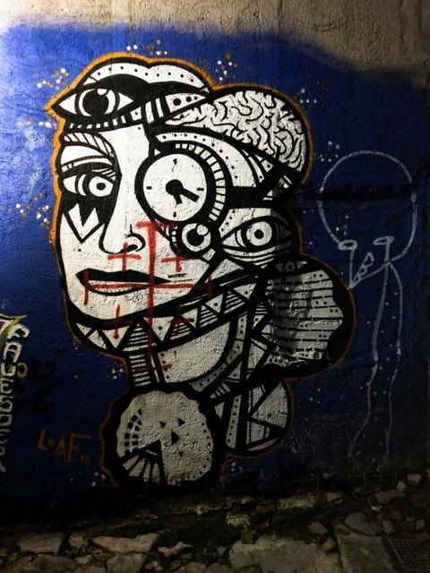 murale ateny