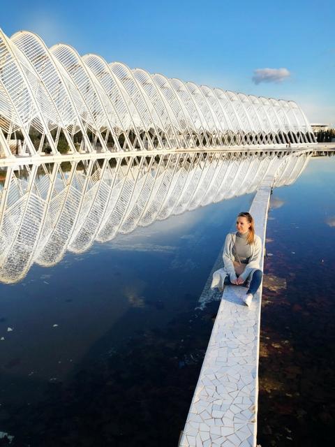 ateny park olimpijski