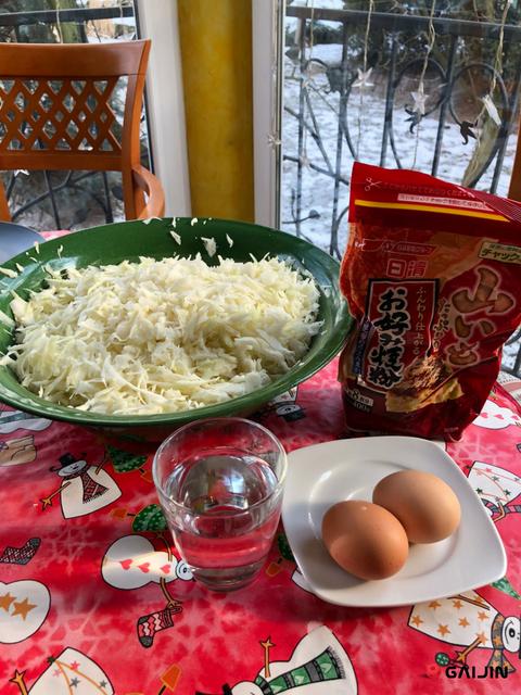 przepis na konomiyaki