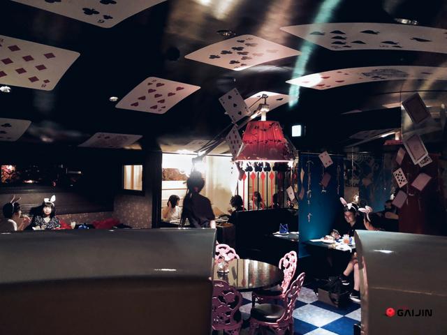 tokyo alice restaurant
