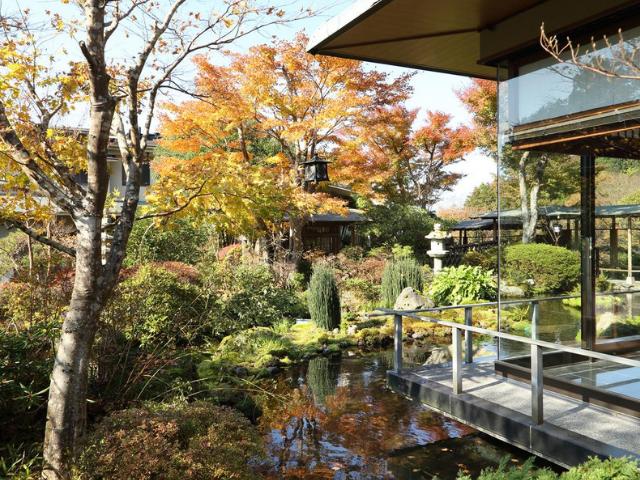 hakone hotel japonia