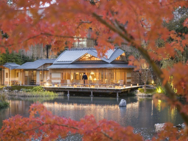 four seasons kyoto