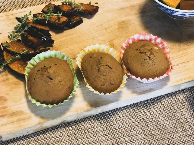 muffinki z dyni