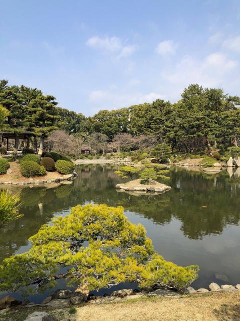 hiroszima ogród sukkeien