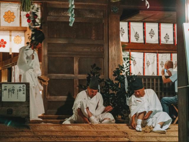 najdziwniejszy japoński festiwal