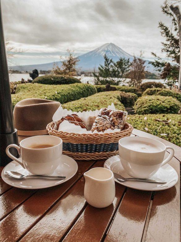 gdzie zjeść lake bake kawaguchiko