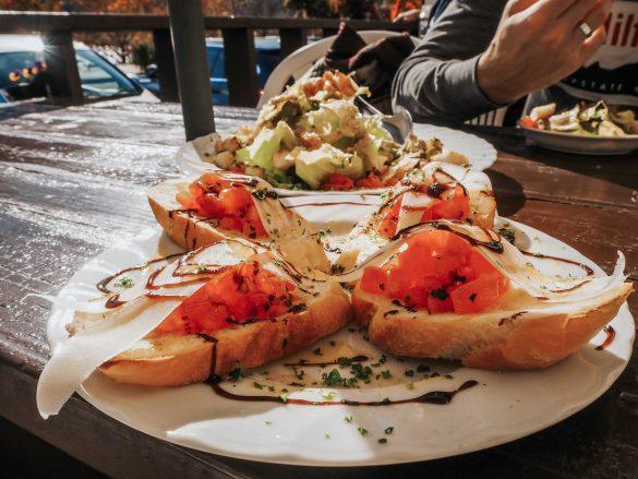 bruschetta ristorante provence